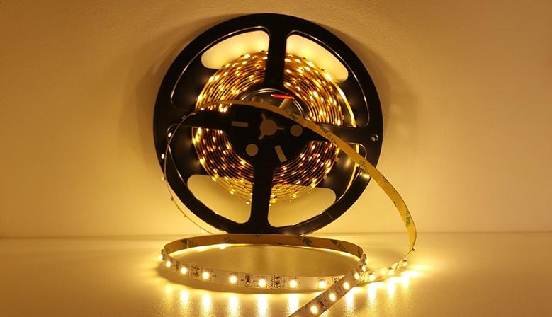 Un ruban LED flexible pour une cuisine bien éclairée